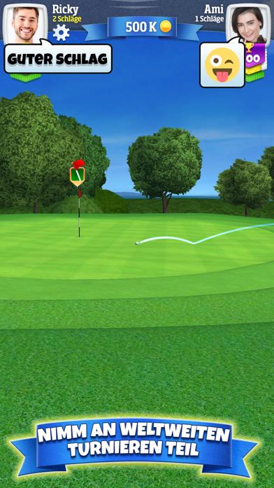 Herunterladen Golf Clash für Pc