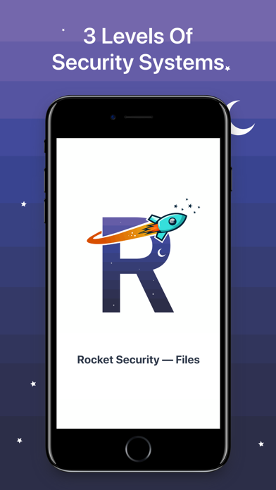 Rocket Security - Files Screenshot