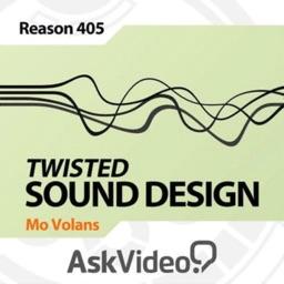 Sound Design Course For Reason