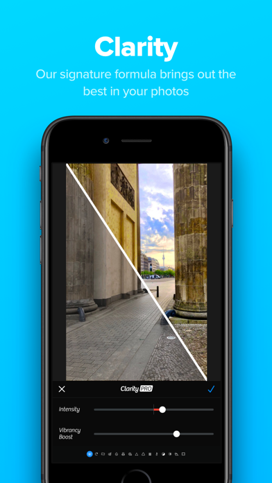 Screenshot for Camera+ 2 in United States App Store