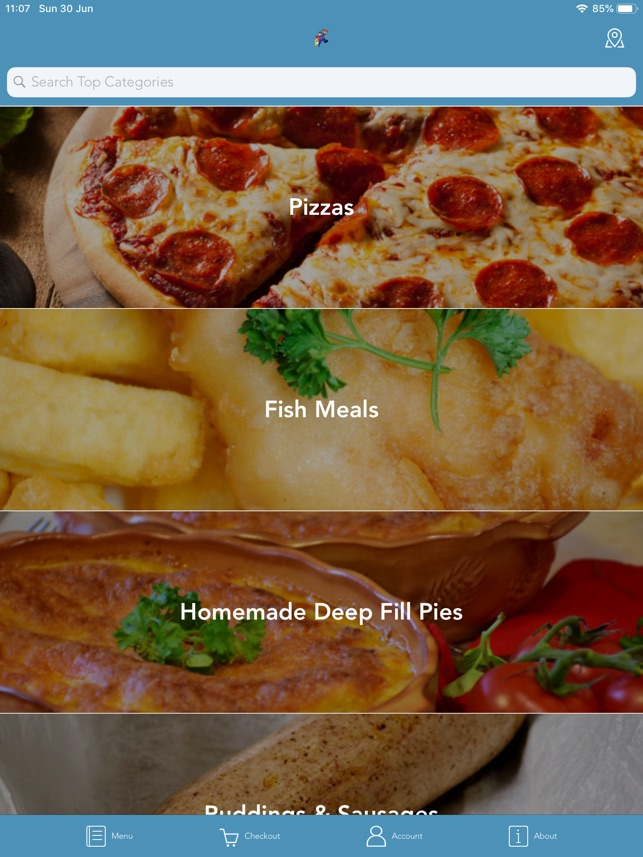1st Pizza Direct On The App Store