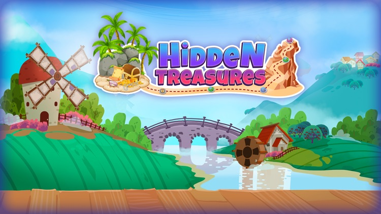 Hidden Treasures of Time