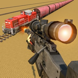 Train Shooter CoverFire