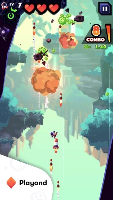 Missileman - Playond screenshot 1