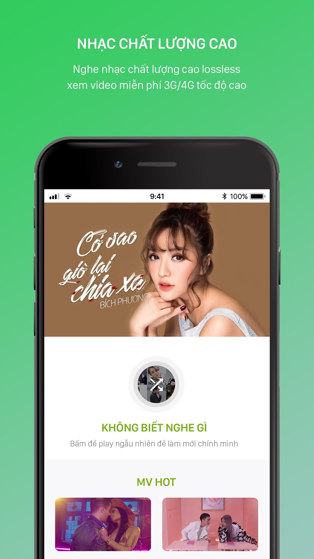Keeng: Music and Movies Screenshot