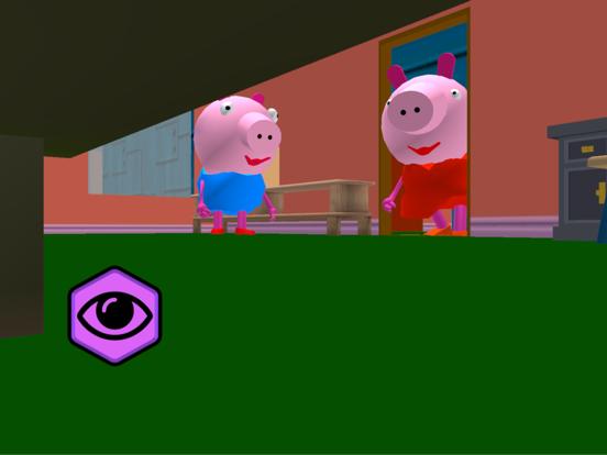 Игра Piggy Family Escape