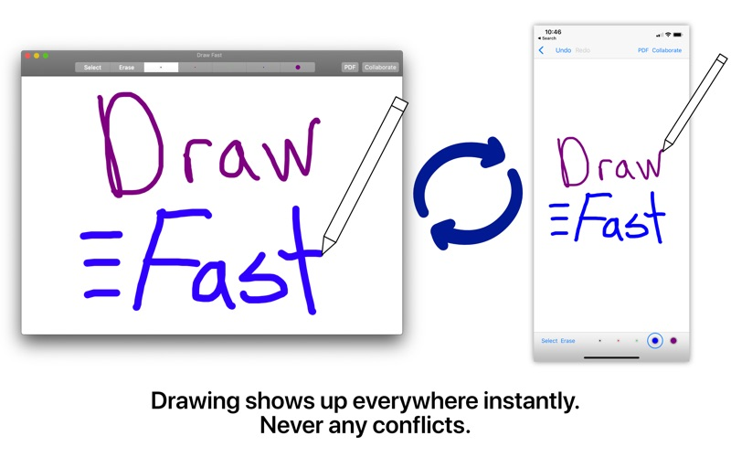 QuickSync Whiteboard for Mac