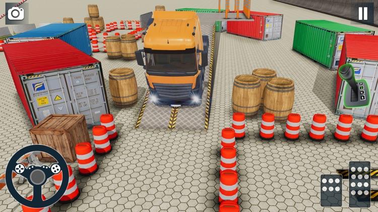 New Truck Parking Game 2020 screenshot-7