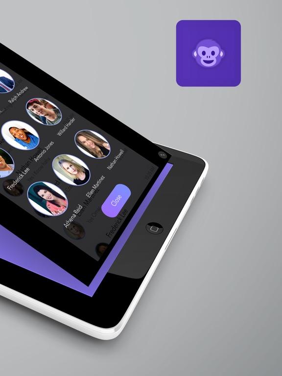 Hi Monkey - Quick Chat screenshot 6