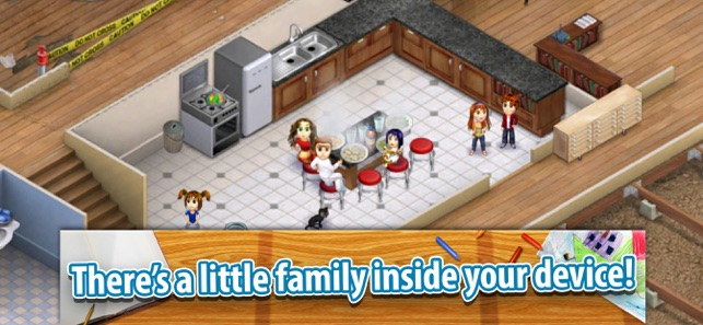 Virtual Families 2 Dream House On The