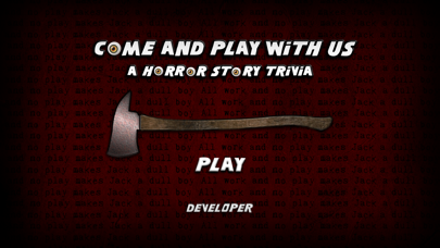 Come and Play with Us screenshot 1