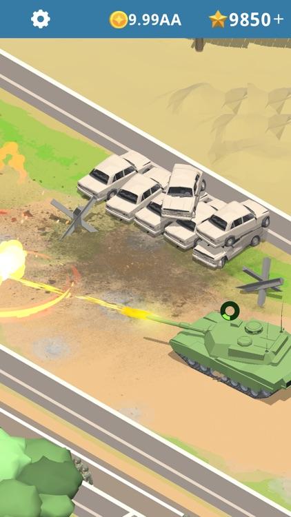Idle Army Base screenshot-0