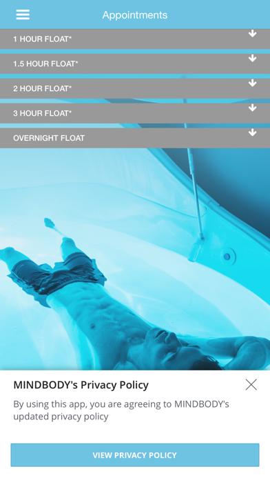 Gravity Floatation Centre screenshot two