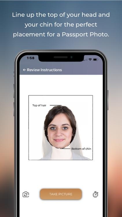ItsEasy Passport Renew & Photo screenshot-6