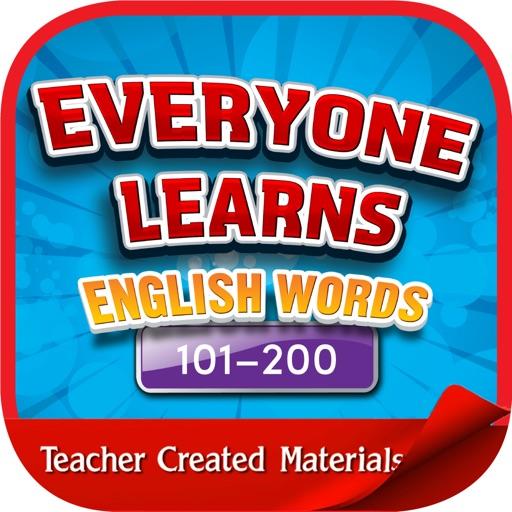 English Words 101-200