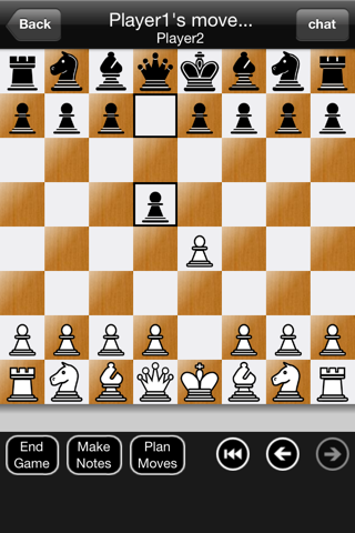 Chess By Post - náhled