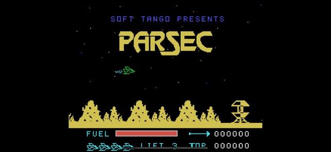 Retro Parsec