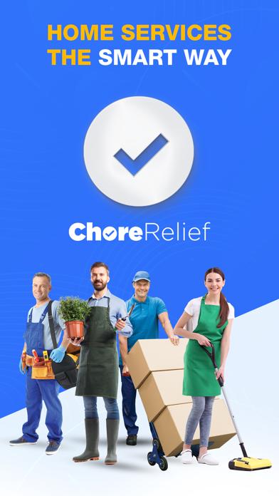 ChoreRelief for Homeowners screenshot one