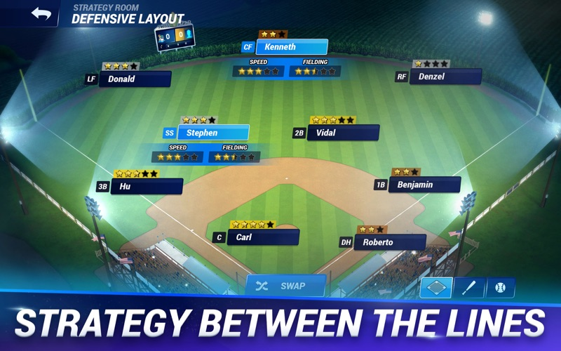 Ballistic Baseball screenshot 3