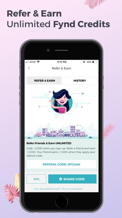 Fynd - Online Shopping App screenshot-5