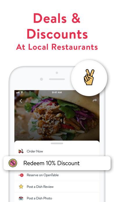 HowUdish: Eat Like a Pro Screenshot