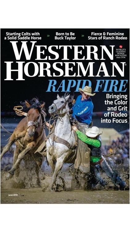 Western Horseman Magazine
