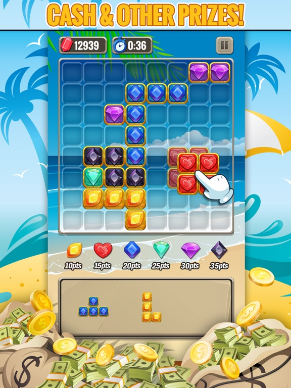 Jewel Blitz: Block Puzzle Game-ipad-0