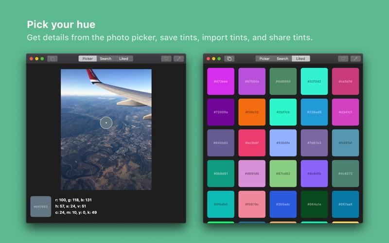 Aurora: Color Picker for Mac
