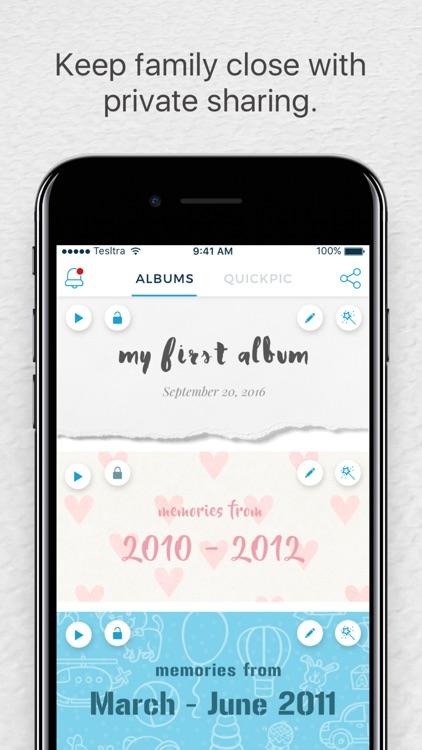 Familify Album screenshot-4