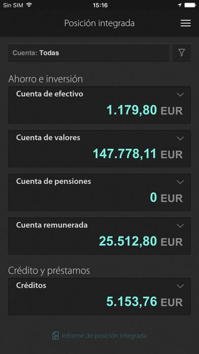 Inversis screenshot one