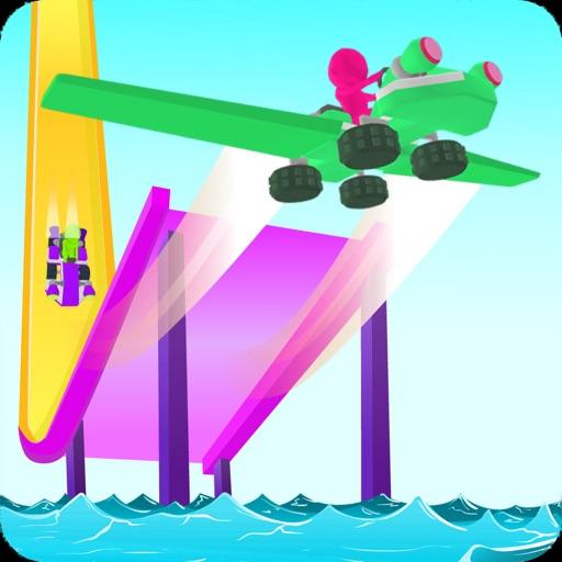 Glide Race 3D