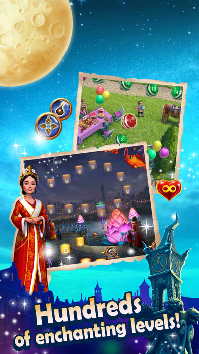 Clockmaker: Match3 Jewel Quest screenshot three