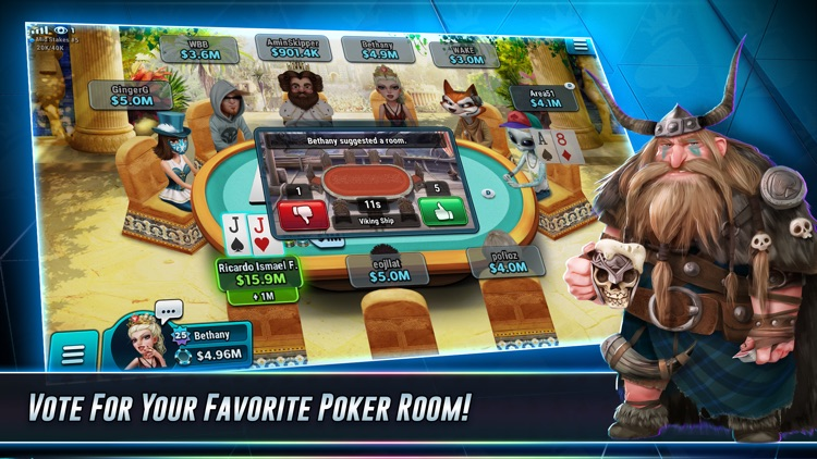 HD Poker: Texas Holdem screenshot-7