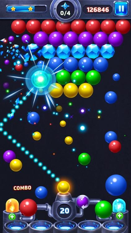 Bubble Shooter - Classic Pop screenshot-3