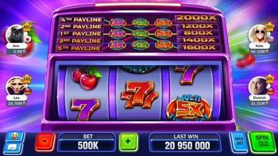 Billionaire Casino Slots 777 Screenshot