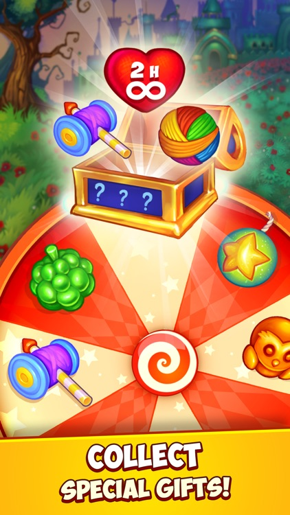 Fancy Blast - Match 3 Puzzles screenshot-4