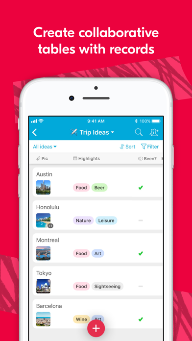 Airtable by Formagrid (iOS, United States) - SearchMan App