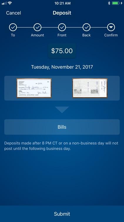 Arvest Go Mobile Banking screenshot-3