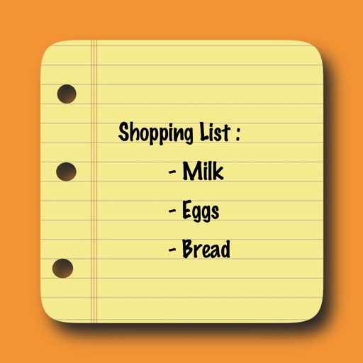 Buyer List - Shopping List by Igor Karelin