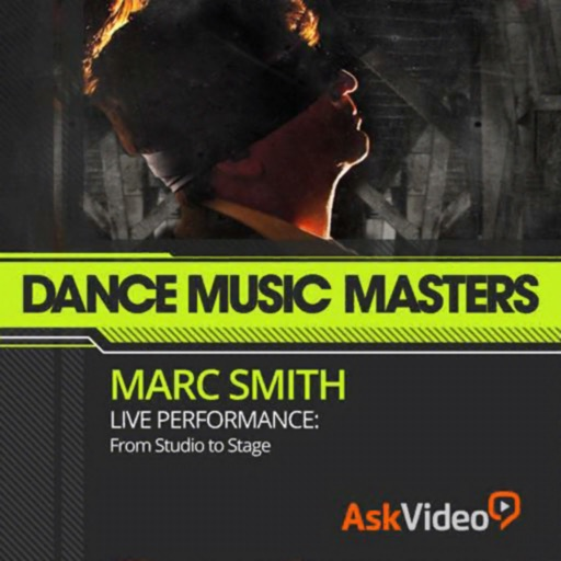 Mark Smith - Live Performance iOS App