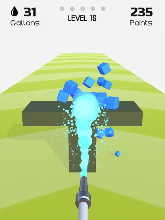 Cube Shower: Knock Color Block screenshot 10