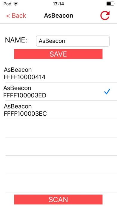 AsBeacon屏幕截图2