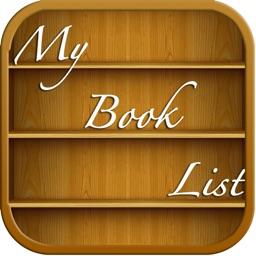 My Book List - Barcode Scanner