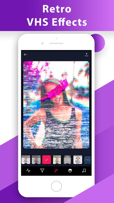 Glitch Video Photo 3D Effect.s Screenshot