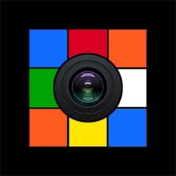 Rubikz photo filter
