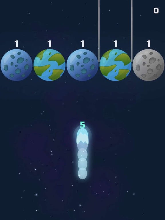 Comets vs Planets! screenshot 8