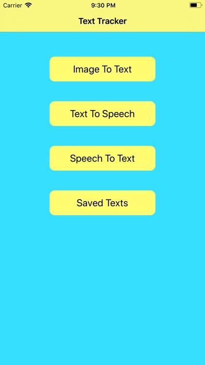 Text Tracker screenshot-5