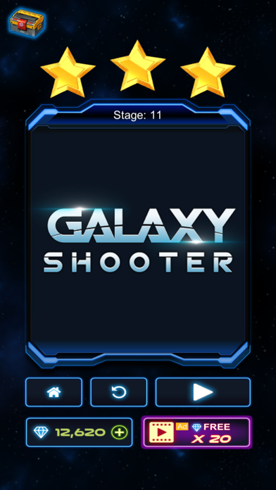 Bricks Breaker Galaxy Shooter screenshot 8