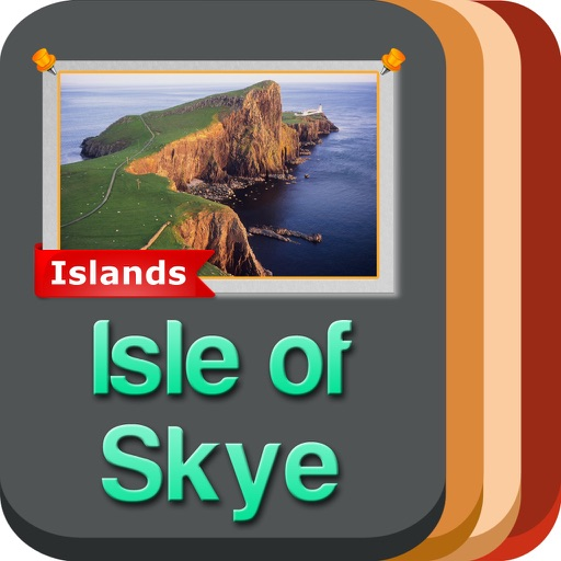 Isle Of Skye Island Map Guide