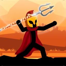 Stickman Archer - Spear War